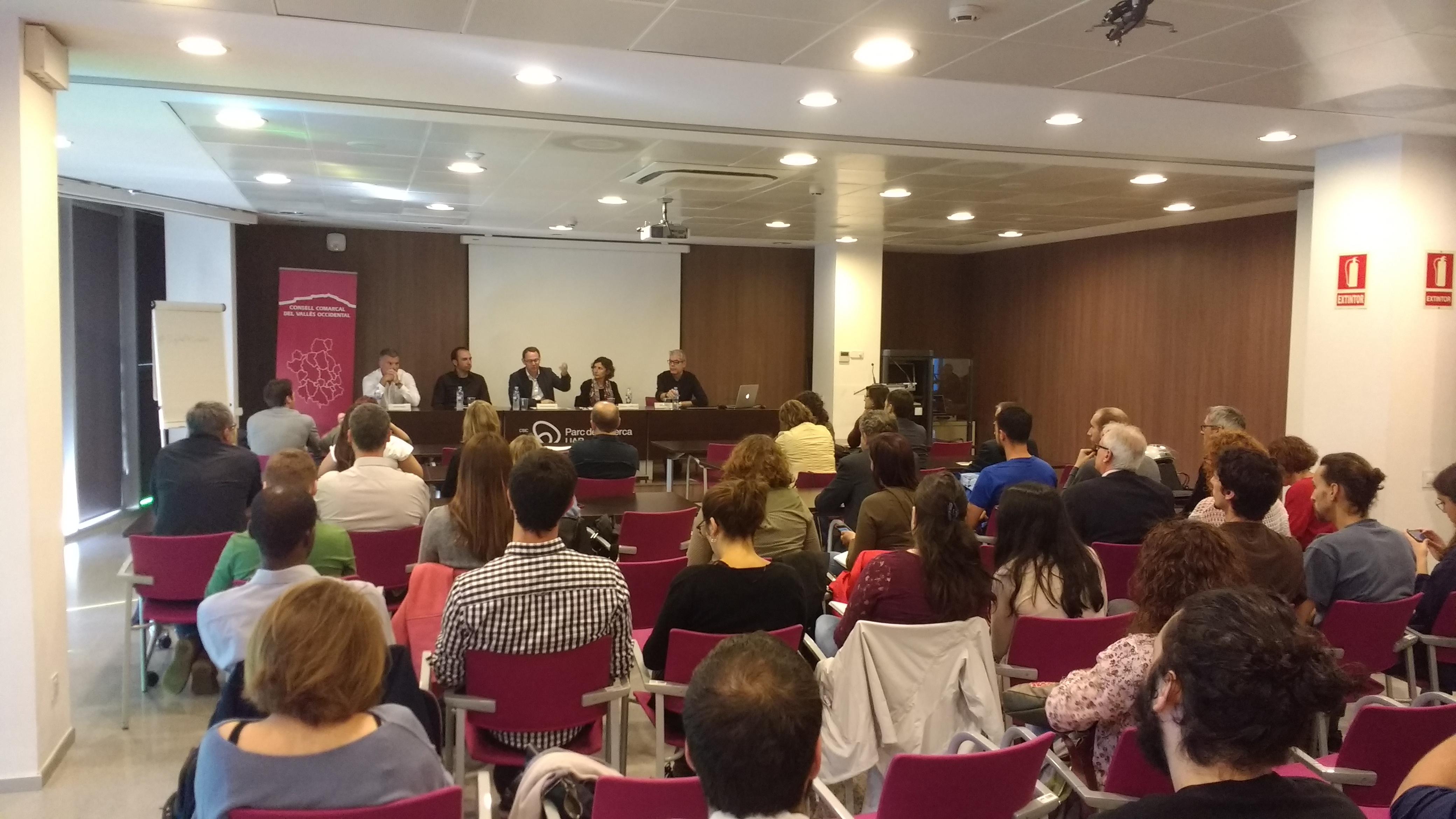 El Vallès Occidental aposta per a la promoció de noves tendències en economia digital i sostenible