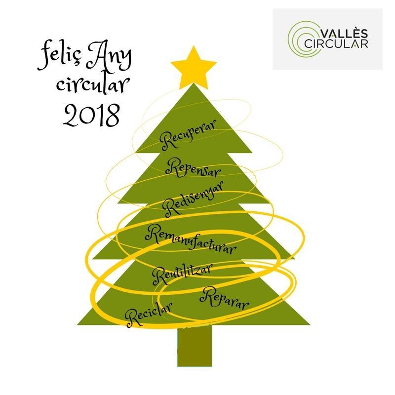 Bon Nadal i Feliç Any 2018