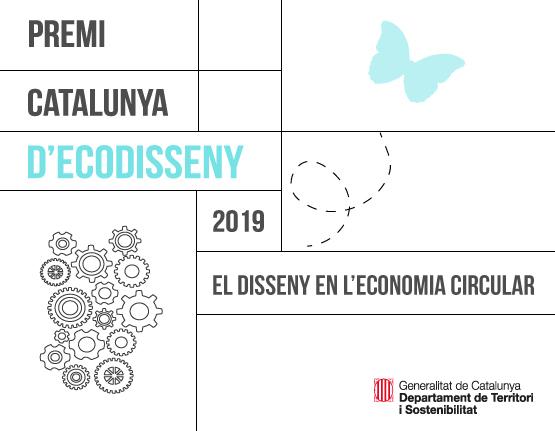 Convocat el Premi Catalunya d'Ecodisseny per a l'any 2019