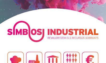 El Consell Comarcal participa en una jornada sobre Simbiosi Industrial (25-01-17)