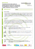 Tractament de lixiviats basats en electro-reducció de nitrats i recuperació de nitrogen per a millorar la recuperació d'aigua mitjançant osmosis inversa