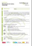 Minimització de residus industrials