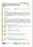Digestió anaeròbia parcial per a la producció d'àcids grassos volàtils (AGV)