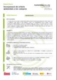 Incorporació de criteris ambientals a les compres