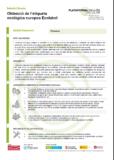 Obtenció de l'etiqueta ecològica europea Ecolabel