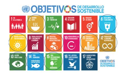 Objectius del Desenvolupament Sostenible