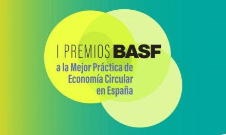 I Premis BASF a la Millor Pràctica d'Economia Circular d'Espanya