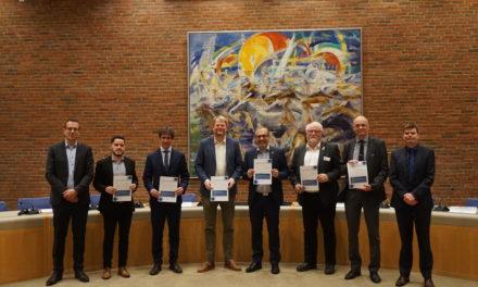El Consell Comarcal signa a Dinamarca la Declaració de Ciutats Circulars en el marc d'un projecte europeu  per compatir experiències d'èxit i replicar-les al territori