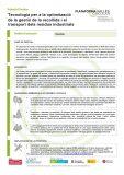 Tecnologia per a la optimització de la gestió de la recollida i el transport dels residus industrials