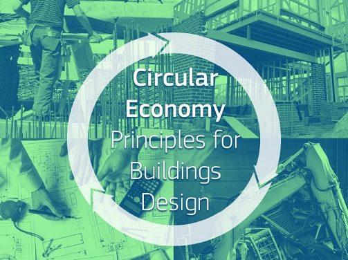 La Comissió Europa publica un informe amb les vies perquè el Sector de la Construcció assoleixi l'economia circular