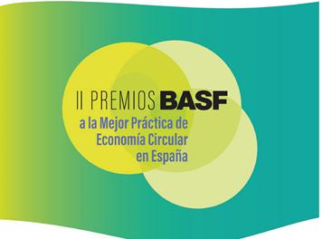 """Oberta la convocatòria dels """"II Premios BASF a la Mejor Práctica de Economia Circular en España"""""""