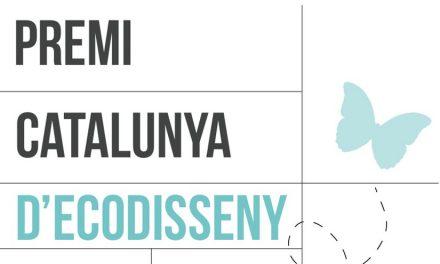 La Generalitat de Catalunya ha convocat el Premi Catalunya d'Ecodisseny 2021