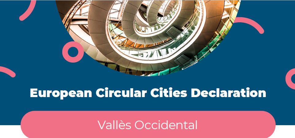 El Vallès Occidental adherit a la Declaració Europea de Ciutats Circulars