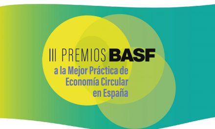 """Oberta la convocatòria dels """"III Premios BASF a la Mejor Práctica de Economia Circular en España"""""""